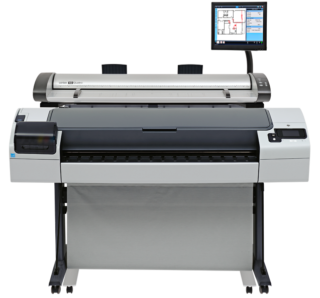 hp sd pro 44 in scanner manual
